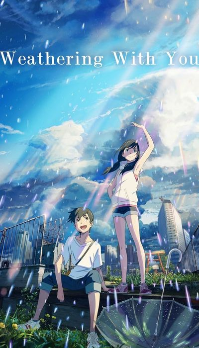 Weathering with You movie