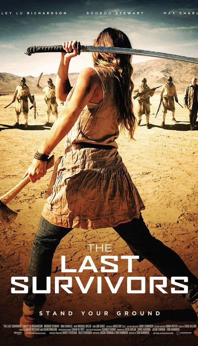 The Last Survivors movie
