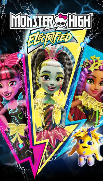 Monster High: Electrified movie