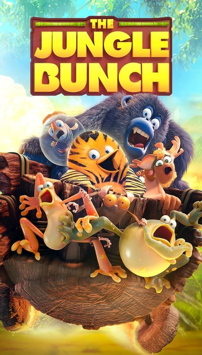 The Jungle Bunch movie