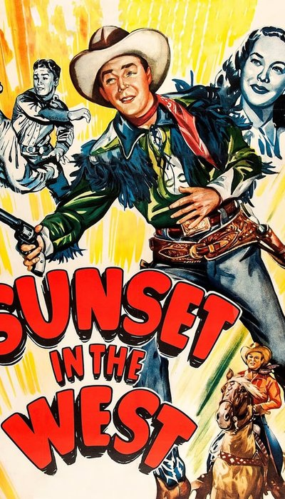 Sunset in the West movie