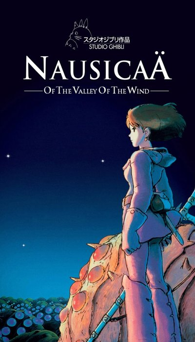 Nausicaä of the Valley of the Wind movie