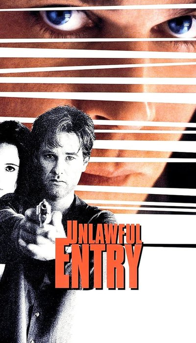 Unlawful Entry movie