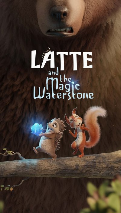 Latte and the Magic Waterstone movie