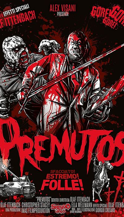 Premutos: Lord of the Living Dead movie