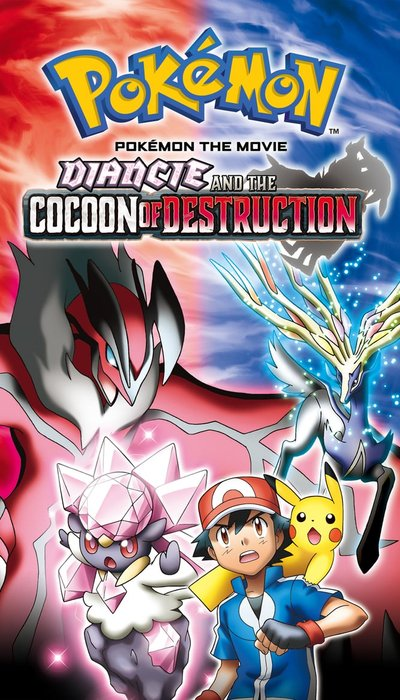 Pokémon the Movie: Diancie and the Cocoon of Destruction movie