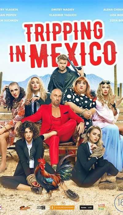 Tripping in Mexico movie