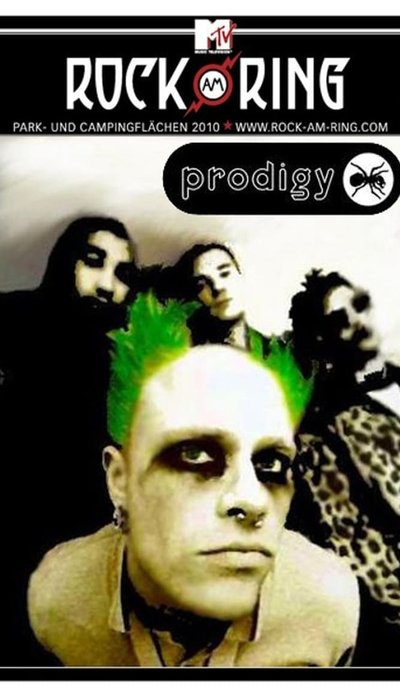 The Prodigy - Live at Rock AM Ring movie