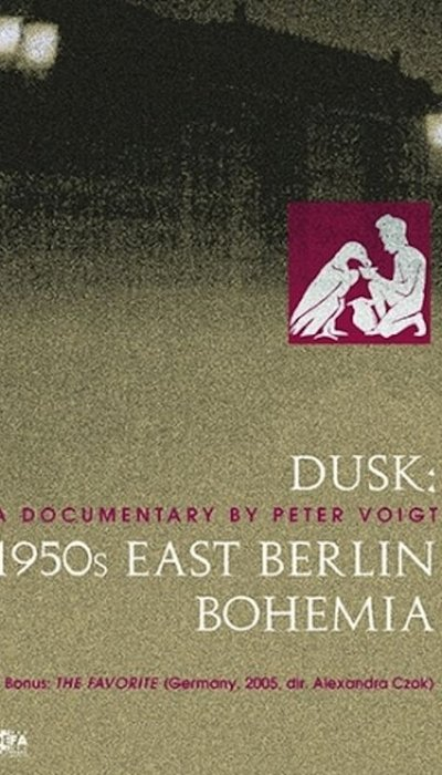 Dusk: 1950s East Berlin Bohemia movie