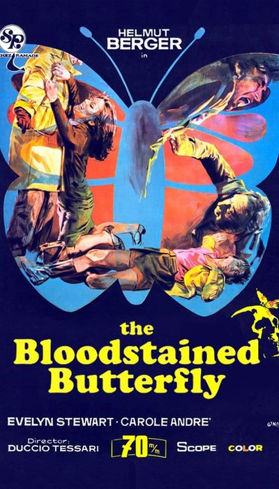 The Bloodstained Butterfly movie