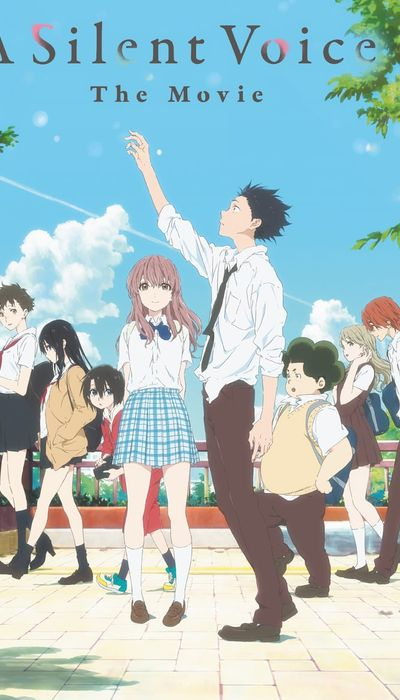 A Silent Voice: The Movie movie