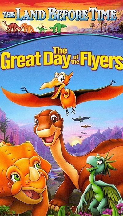 The Land Before Time XII: The Great Day of the Flyers movie