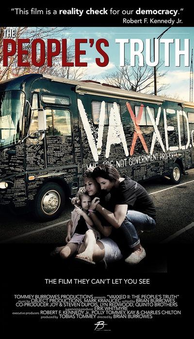 Vaxxed II: The People's Truth movie
