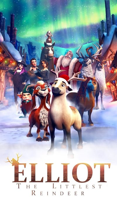 Elliot: The Littlest Reindeer movie