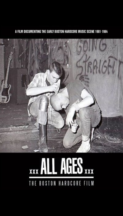 All Ages: The Boston Hardcore Film movie