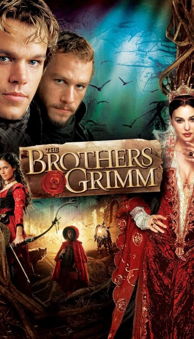 The Brothers Grimm movie