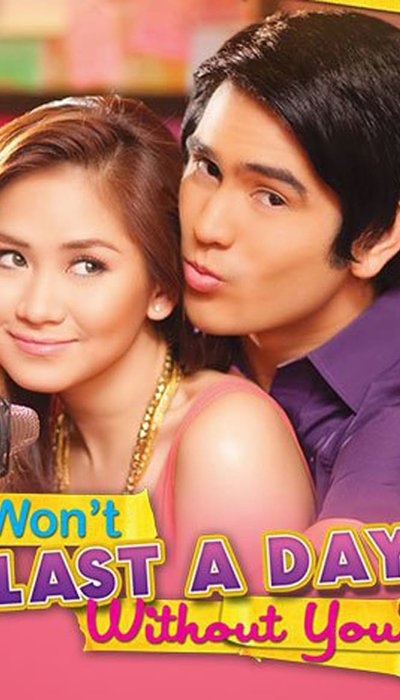 Won't Last a Day Without You movie