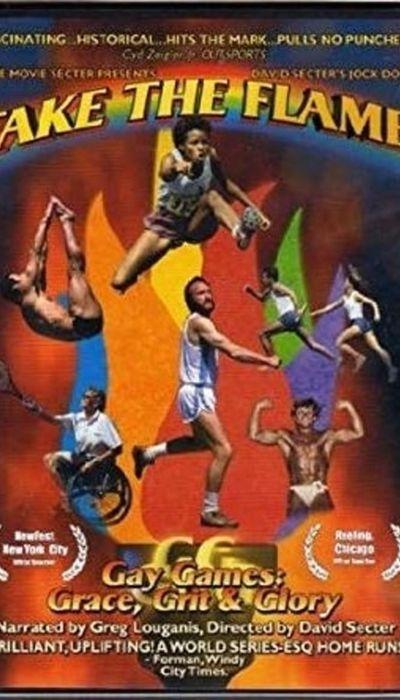 Take the Flame! Gay Games: Grace, Grit, and Glory movie