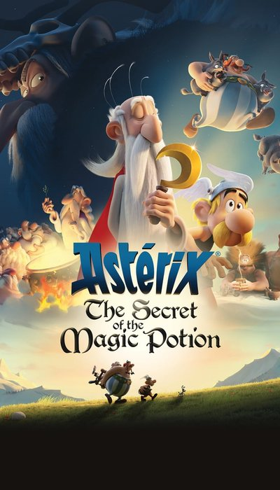 Asterix: The Secret of the Magic Potion movie