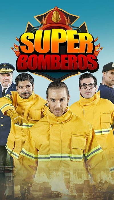 Super Firefighters movie