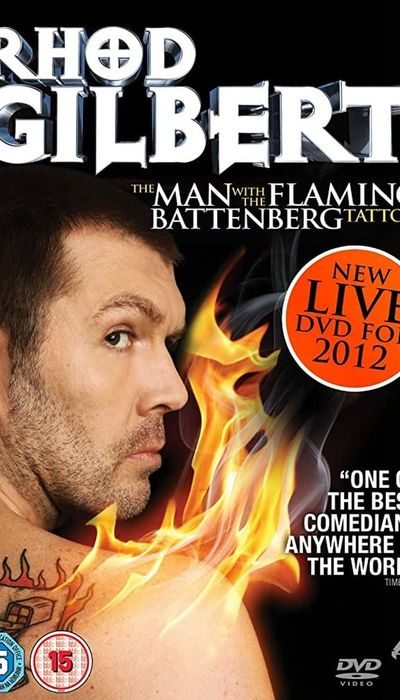 Rhod Gilbert: The Man With The Flaming Battenberg Tattoo movie