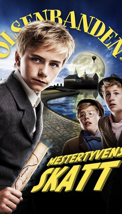 The Junior Olsen Gang and the Master Thief movie