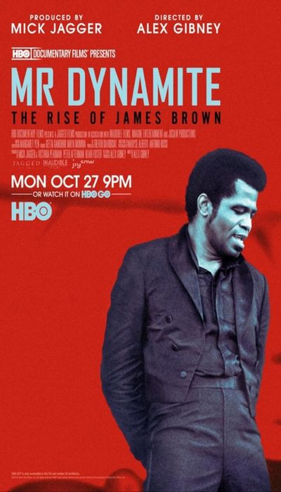 Mr. Dynamite - The Rise of James Brown movie