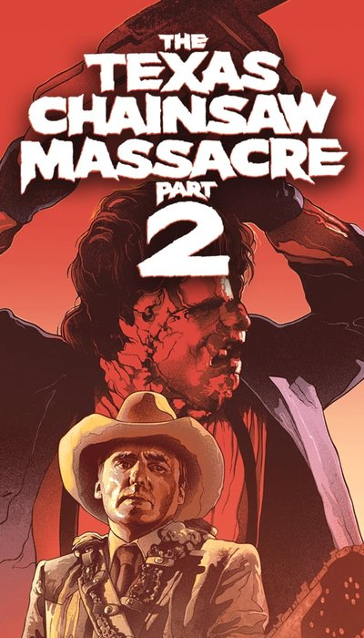 The Texas Chainsaw Massacre 2 movie