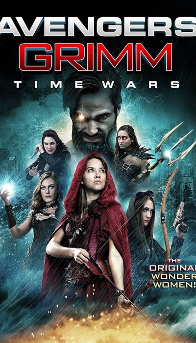 Avengers Grimm: Time Wars movie