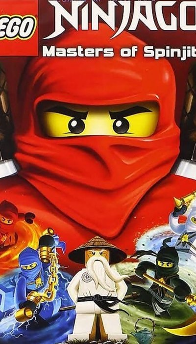 Ninjago: Masters of Spinjitzu movie