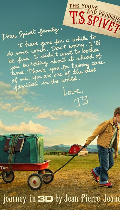 The Young and Prodigious T.S. Spivet movie