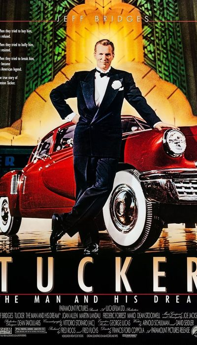 Tucker: The Man and His Dream movie