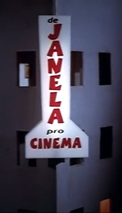 De Janela pro Cinema movie