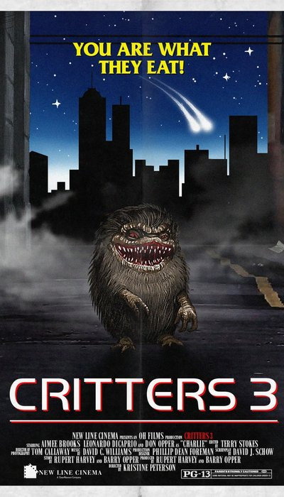 Critters 3 movie