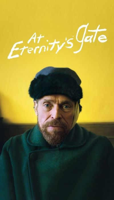 At Eternity's Gate movie
