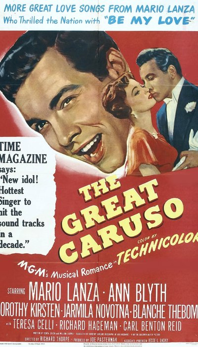 The Great Caruso movie