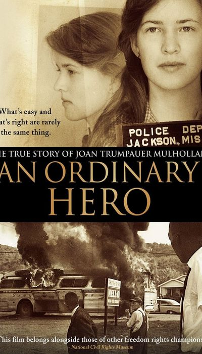 An Ordinary Hero: The True Story of Joan Trumpauer Mulholland movie