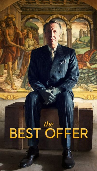 The Best Offer movie