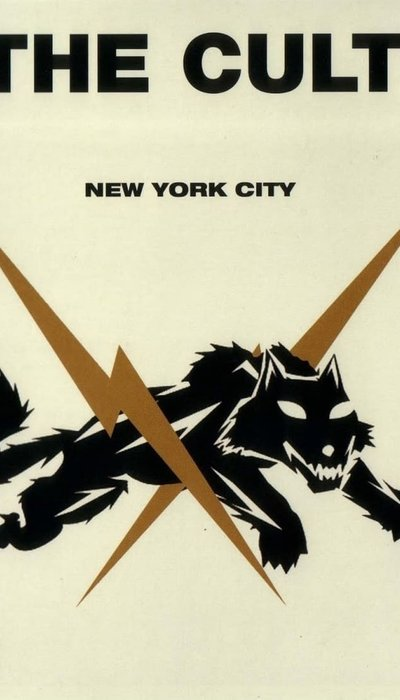 The Cult - Live in New York movie