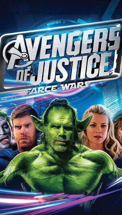 Avengers of Justice: Farce Wars movie
