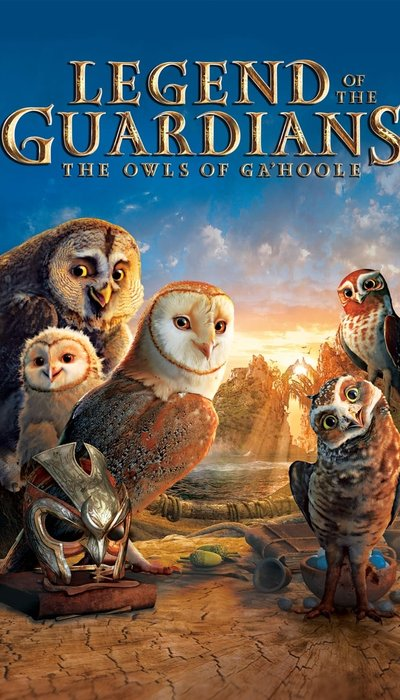 Legend of the Guardians: The Owls of Ga'Hoole movie