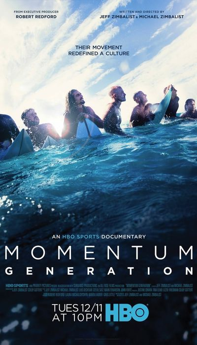 Momentum Generation movie