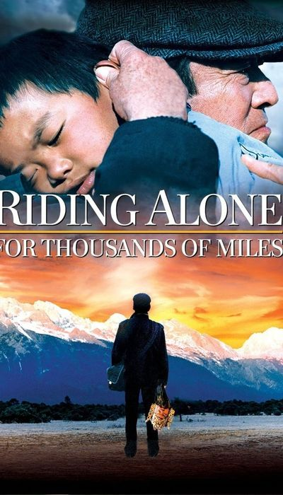 Riding Alone for Thousands of Miles movie
