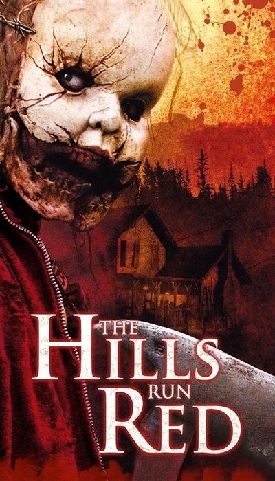 The Hills Run Red movie